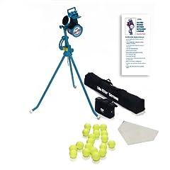 Jugs Lite-Flite Machine Package for Softball by Jugs