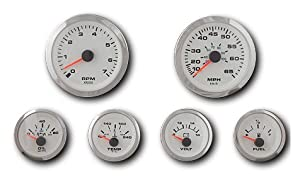 Teleflex Premier Tachometer for O/B and 4 - stroke Gas