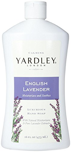 Yardley London Liquid Hand Soap - English Lavender - 16 oz