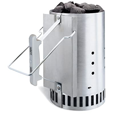Weber 7416 Rapidfire Chimney Starter by Weber