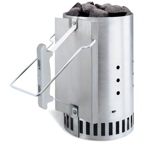 Weber 7416 Rapidfire Chimney Starter (Best Weber Bbq compare prices)