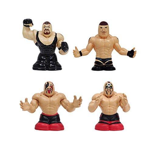 Undertaker, Orton, RW Hawk & RW Animal Thumpers 4 Pack - 1