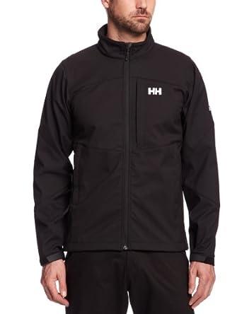 helly hansen men 39 s paramount softshell jacket sports outdoors. Black Bedroom Furniture Sets. Home Design Ideas