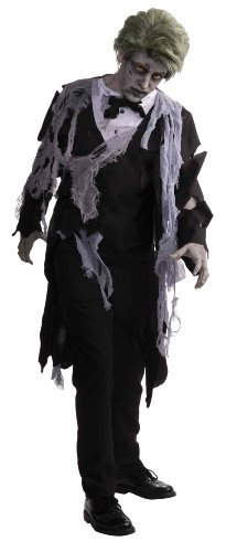 Men's Zombie Formal Costume