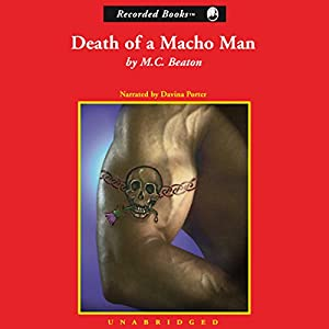 Death of a Macho Man Audiobook
