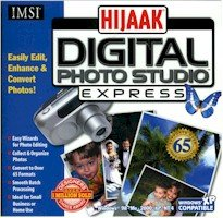 New Imsi Hijaak Digital Photo Studio Express Brochures Advertising Web Pages Presentations
