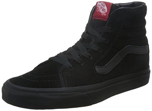 Vans Scarpe SK8-HI, Unisex, Black/black, 43