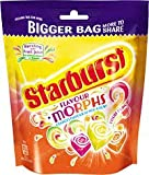 Starburst flavour Morphs 214g (box of 9 packs)