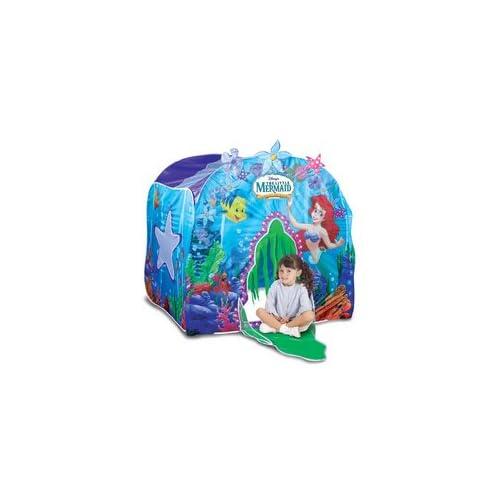 Amazon.com: Ariel Princess Castle 3D Mega House