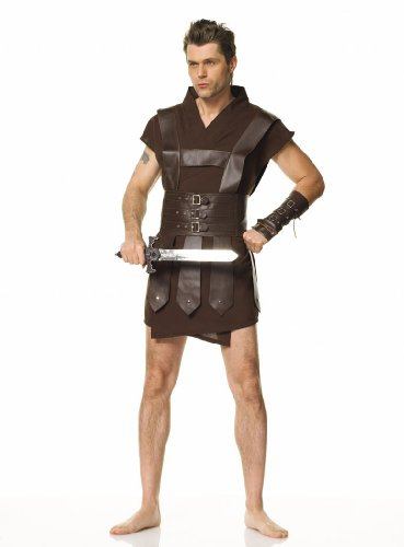 Warrior Man Robe Theatre Costumes Medium-Large X-Large