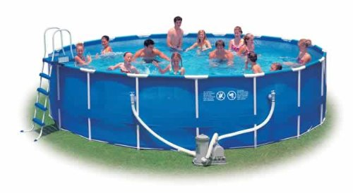 Cheap Buy Intex Above Ground 15 X 48 Frame Set Swimming