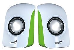 Speaker SP-U115 Colorful USB Powered Stereo