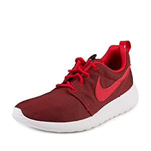 Nike  Roshe One Premium, Chaussures de running homme - multicolore - Rojo / Negro (University Red / Unvrsty Red-Blk), 47 1/2 EU