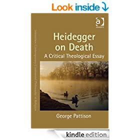 Heidegger on Death (Intensities: Contemporary Continental Philosophy of Religion)