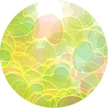 ミニハートオーロラ 耐溶剤 #261 イエロー 0.5g