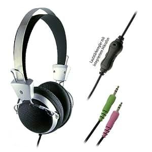 Hartig + Helling HE 715V Casque audio stéréo (Import Allemagne)