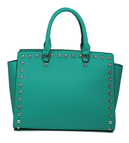 K664018L MyLux® Women/Girl Fashion Designer Purse handbag (664022Teal)