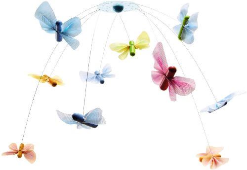 Haba Butterfly Friends Mobile - 1