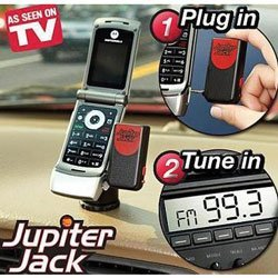 As Seen On Tv Jupiter Jack Cell Phone Hands Free Device