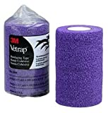 3M Vetrap Bandaging Tape Purple