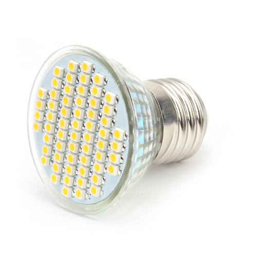 Generic 1Pcs E27 21Smd 5050W 4W 350Lumen Ac 110V White Led Lampe Best Light Bright Light