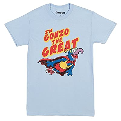 Muppets Gonzo the Great Adult T-Shirt