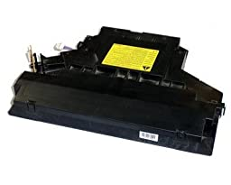 HP RG5-6777-130CN Front lower cover assembly - Front cover behind drop down front paper input tray