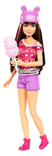 Barbie Sisters Amusement Park Skipper Doll - 1