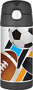 Thermos 12 Ounce Funtainer Bottle, All Stars