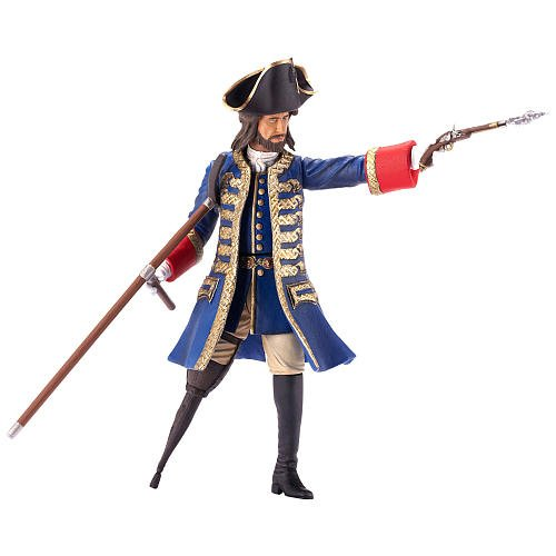 Picture of Jakks Pacific Pirates of the Caribbean on Stranger Tides - Blackbeard Figure (B004S5AEAY) (Jakks Pacific Action Figures)