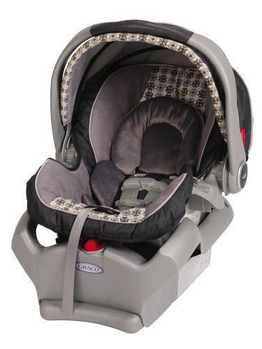 Graco SnugRide Classic Connect 35 Infant Car Seat, Vance