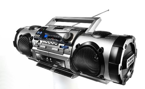 karcher r 512 radio boombox doppelkassettendeck cd mp3 player usb 2 0 elektrodiscount. Black Bedroom Furniture Sets. Home Design Ideas