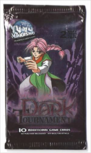 Yu Yu Hakusho TCG Dark Tournament Booster Pack