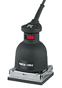 PORTER-CABLE 330 Speed-Bloc 1.2 Amp 1/4 Sheet Sander by PORTER-CABLE