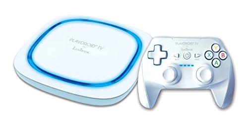 Lexibook - LBOX500FR- Jeu Pour Tablette - Playdroid Tv