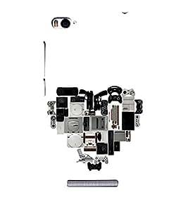 EPICCASE Game zone Mobile Back Case Cover For Xiaomi Redmi Mi4i (Designer Case)