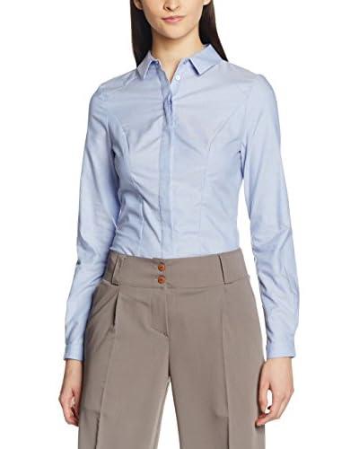 Nife Camisa Mujer Azul Claro XXL (EU 44)