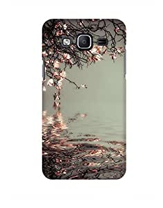 Pick Pattern Back Cover for Samsung Galaxy On5
