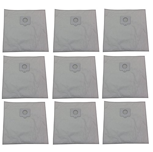 (9) Type C Q Bags for Kenmore Vacuum 5055, 50558, 50557, HEPA Cloth Canister (Kenmore 116 Wand compare prices)