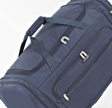 Reisetasche mit 2-Rollen – Rollenreisetasche