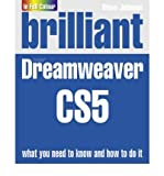 Brilliant Dreamweaver Cs5 (0273740628) by Johnson, Steve