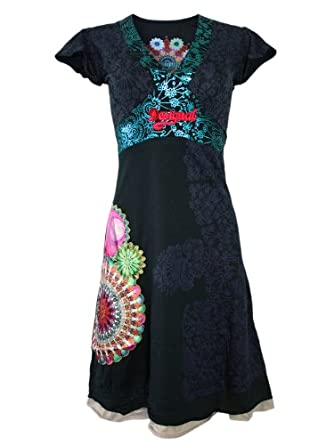 desigual femme designer robes galactic xl v tements et accessoires. Black Bedroom Furniture Sets. Home Design Ideas