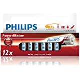 Philips Powerlife - 12 x LR6 (AA) in a wide multipack