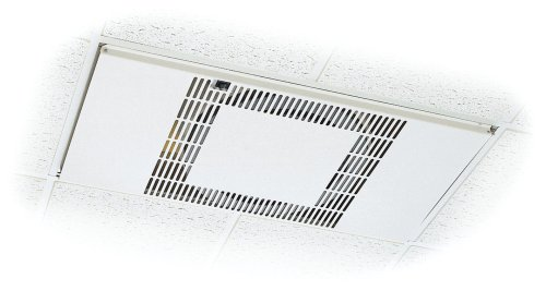 Honeywell F118C1009 Commercial Ceiling-Flush-Mounted Media Air Cleaner