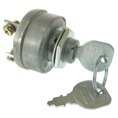 New Ignition Key Switch Snapper Riding Lawn Mowers 1973-1987