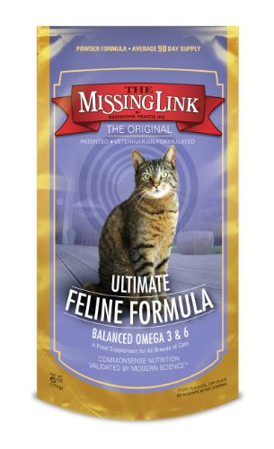 The Missing Link Cat Supplement - Ultimate Feline Formula 6 oz (Omega Cat Supplement compare prices)