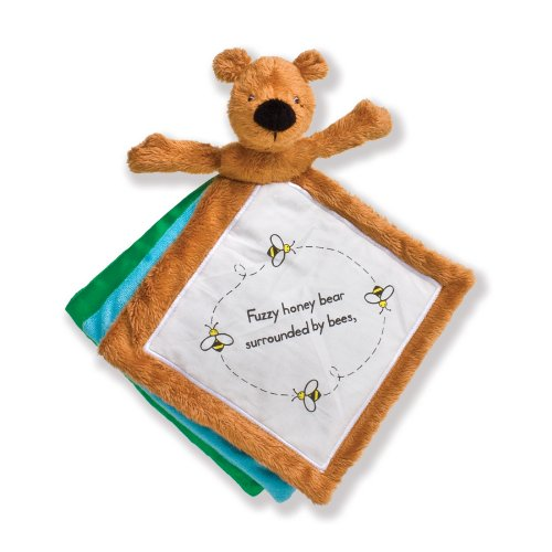 North American Bear Say Please Storybook Cozy Bear Toy