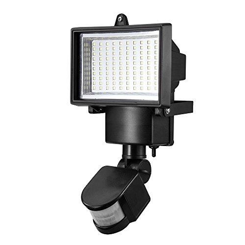 Outdoor motion sensor light adjustable for time and distance outdoor - Best Deals Lifetime Warranty Inarock Large Size 100