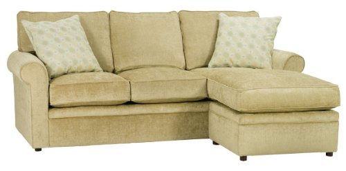 kyle designer style apartment size sectional with chaise