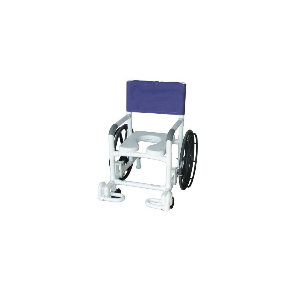 MJM International 131 18 24W IF Transport Chair